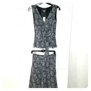 NWT Ann Taylor Collection 2 piece